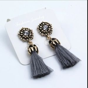 Jewelry - Boho Tassel Earrings